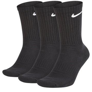 Pack 3 paires chaussettes Nike mi-haute noir