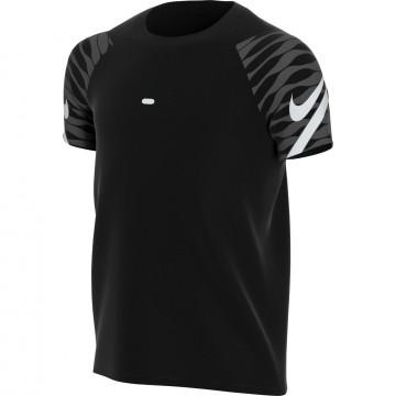 Maillot entraînement junior Nike Strike noir