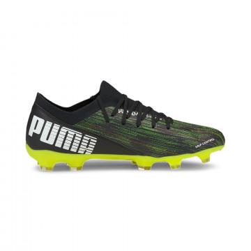 Puma Ultra 3.2 FG/AG noir jaune