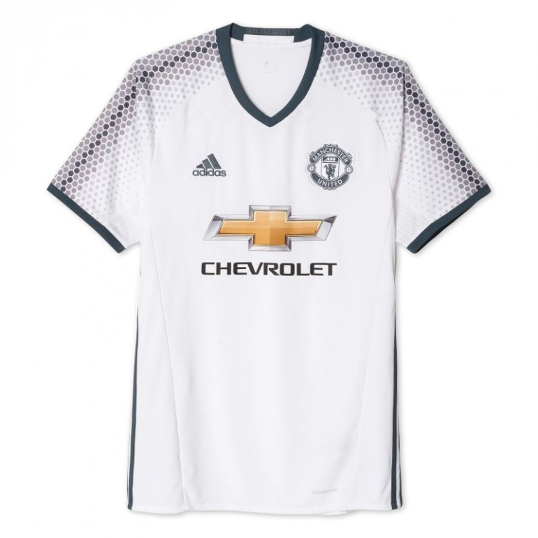 Maillot third Manchester United 2016 - 2017
