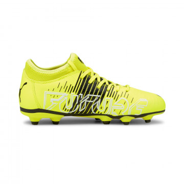 Puma Future Z junior 4.1 FG/AG jaune