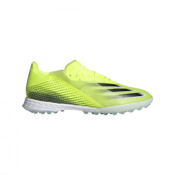 adidas X GHOSTED.1 Turf jaune