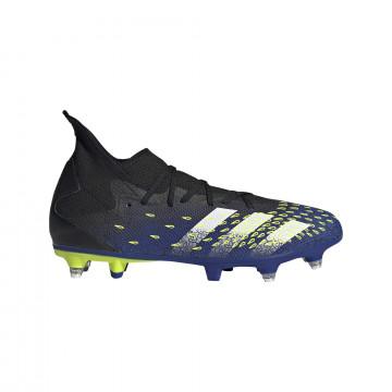adidas Predator Freak.3 montante SG bleu jaune