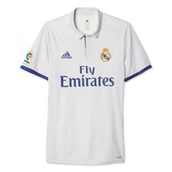 Maillot Authentique Real Madrid domicile 2016 - 2017
