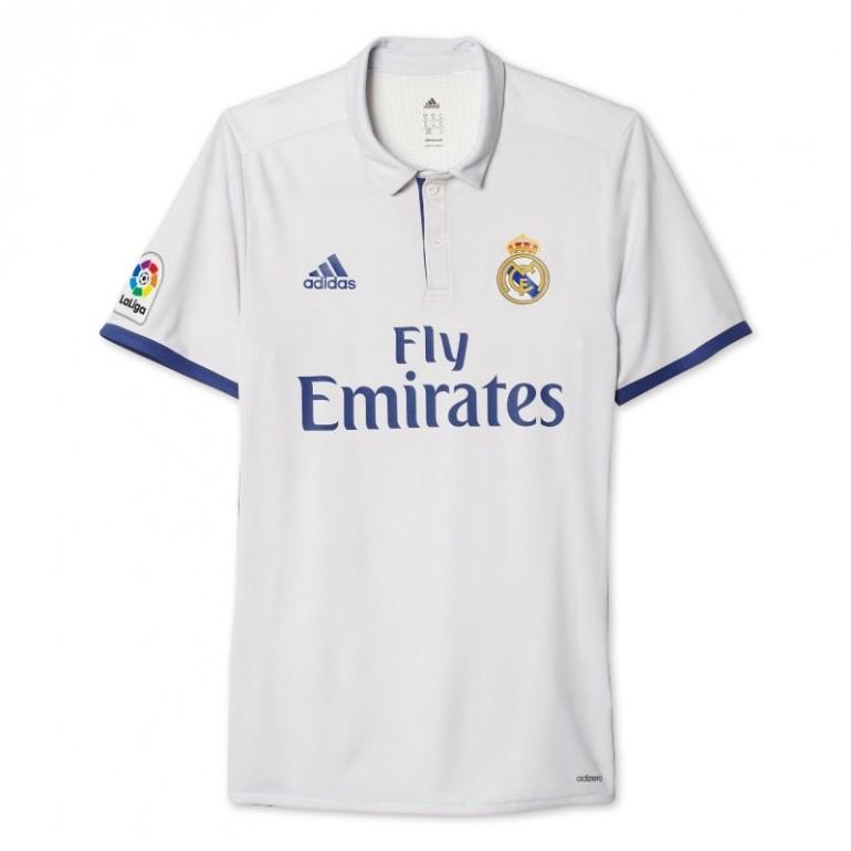 Maillot Authentique Real Madrid domicile 2016 - 2017