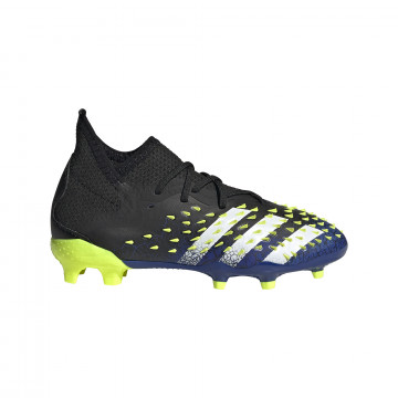 adidas Predator Freak .1 junior FG bleu jaune