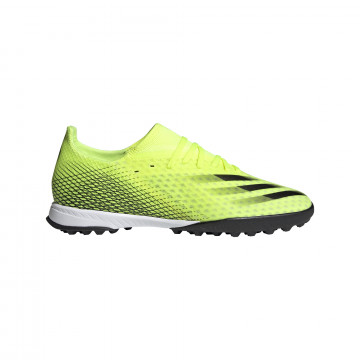 adidas X GHOSTED.3 Turf jaune