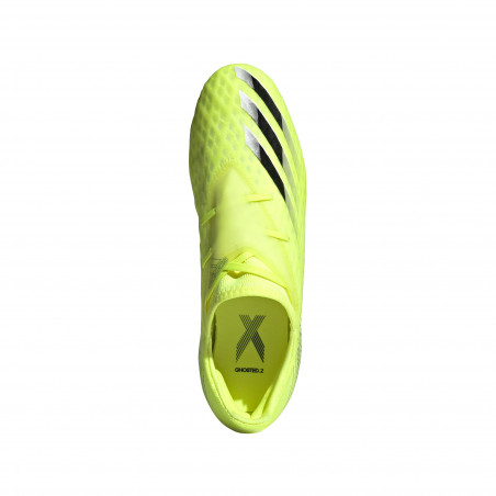 adidas X GHOSTED.2 FG jaune