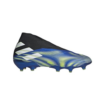 adidas Nemeziz + FG bleu jaune
