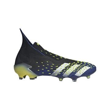 adidas Predator Freak + FG montante bleu jaune