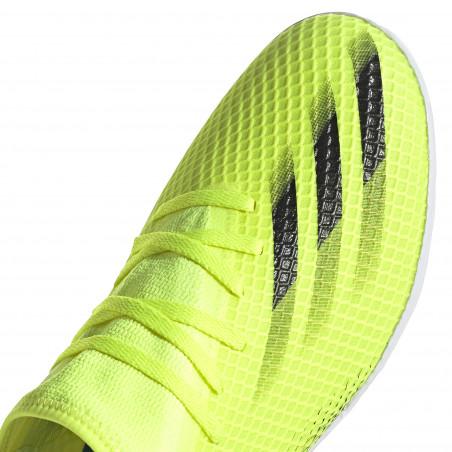 adidas X GHOSTED.3 Indoor jaune