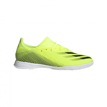 adidas X GHOSTED.3 Indoor jaune