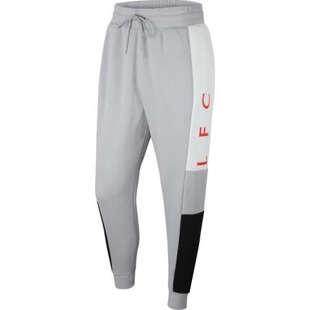 Pantalon Liverpool Nike Air molleton gris 2020/21