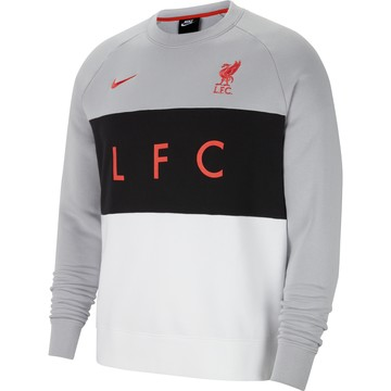 Sweat Liverpool Nike Air gris 2020/21