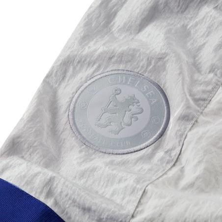 Pantalon survêtement Chelsea Air Max microfibre gris 2020/21