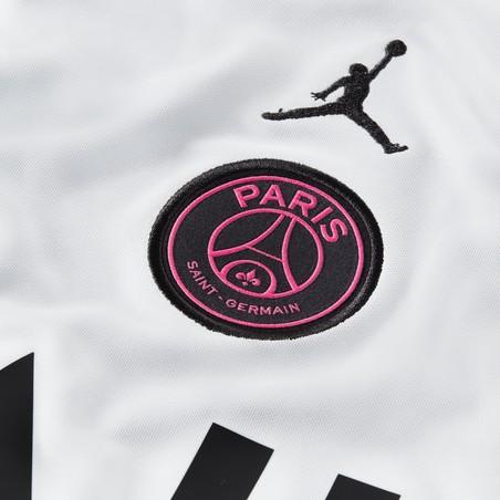 Maillot entraînement PSG gris rose 2020/21