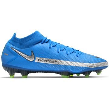 Nike Phantom GT Elite montante FG bleu