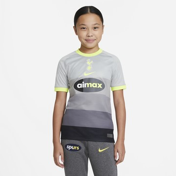 Maillot junior Tottenham Air Max gris 2020/21