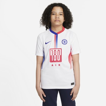 Maillot junior Chelsea Air Max blanc 2020/21