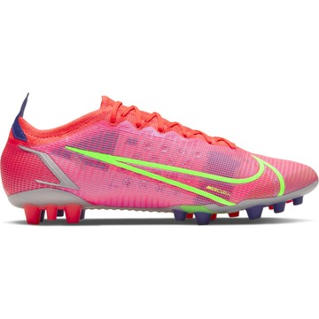 Nike Mercurial Vapor 14 Elite AG rouge