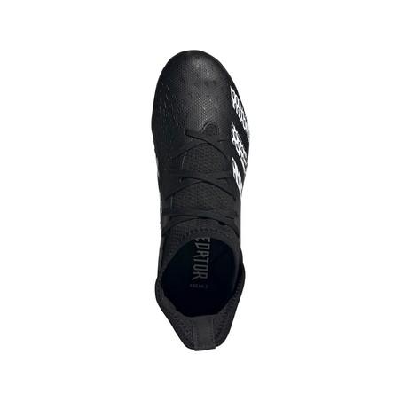 adidas Predator Freak.3 junior montante FG noir gris
