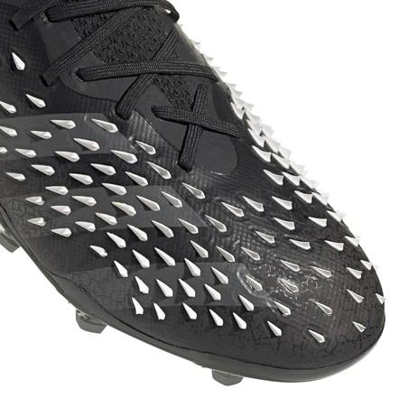 adidas Predator Freak.1 junior montante FG noir gris