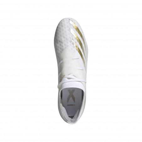 adidas X Ghosted.2 FG blanc