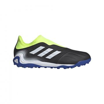 adidas Copa Sense.3 LaceLess Turf noir vert