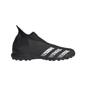 adidas Predator Freak.3 montante LaceLess Turf noir gris