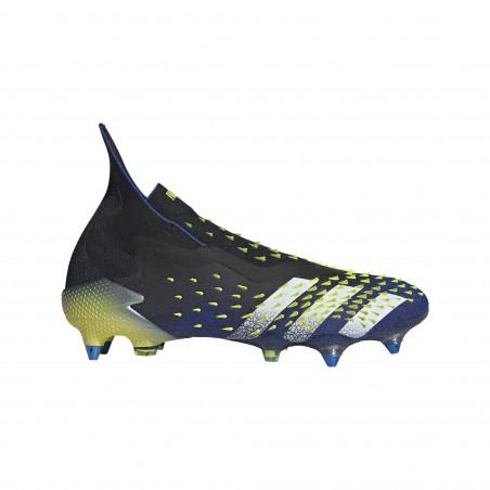 adidas Predator Freak + montante SG bleu jaune