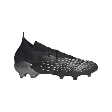 adidas Predator Freak .1 FG noir blanc