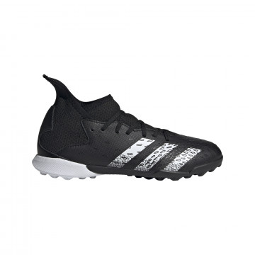 adidas Predator Freak.3 junior Turf noir gris