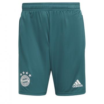 Short entraînement Bayern Munich vert 2020/21