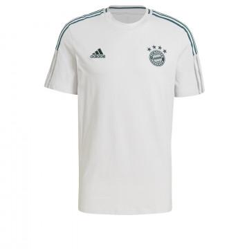 T-shirt Bayern Munich blanc vert 2020/21