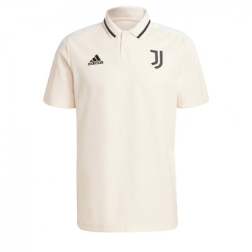 Polo Juventus rose noir 2020/21