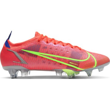 Nike Mercurial Vapor 14 Elite SG-PRO Anti-Clog rouge