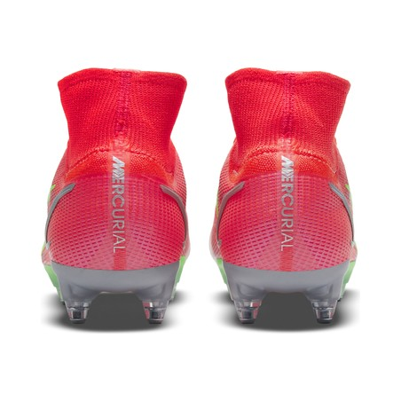Nike Superfly VIII Elite SG-PRO AntiClog rouge