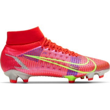 Nike Mercurial Superfly 8 Pro FG rouge