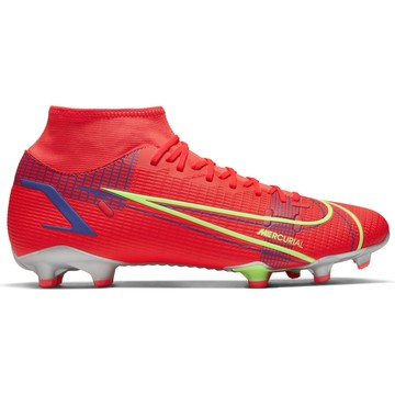 Nike Mercurial Superfly 8 Academy FG/MG rouge