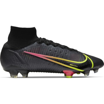 Nike Mercurial Superfly 8 Elite FG noir