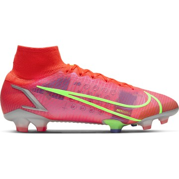 Nike Mercurial Superfly 8 Elite FG rouge
