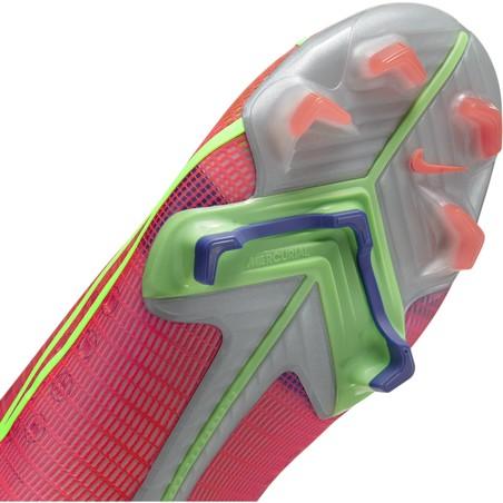 Nike Mercurial Superfly 8 Elite FG rouge