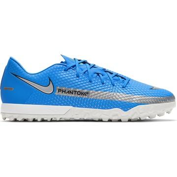 Nike Phantom GT Academy Turf bleu