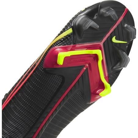 Nike Mercurial Vapor 14 Elite FG noir