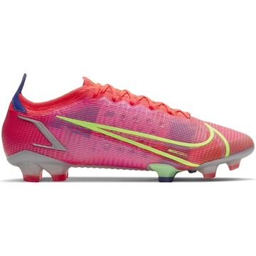 Nike Mercurial Vapor 14 Elite FG rouge