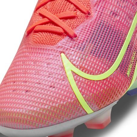 Nike Mercurial Vapor 14 Elite FG rouge