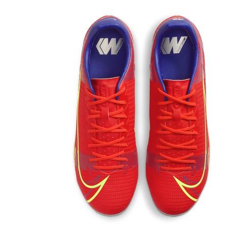 Nike Mercurial Vapor 14 Academy FG/MG rouge