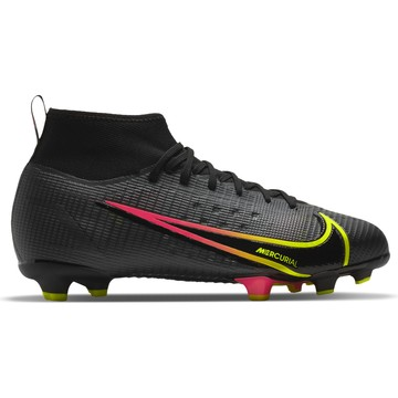 Nike Mercurial Superfly 8 junior PRO FG noir