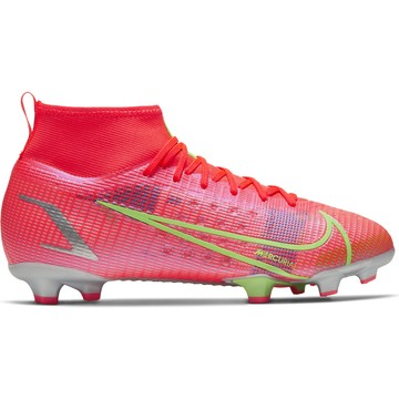 Nike Mercurial Superfly junior 8 Pro FG rouge