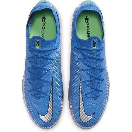 Nike Phantom GT Elite FG bleu